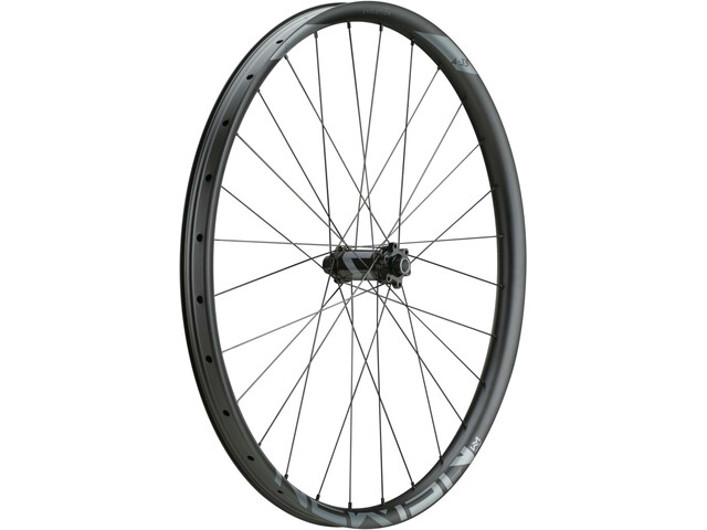 "NEWMEN Evolution SL A.35 Roue avant 29"" 15x100mm 6 vis Gen2, black anodised/grey"